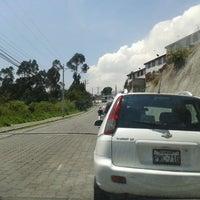 """Photo taken at Centro de Revisión Vehicular """"Los Chillos"""" by Carlitos C. on 11/7/2013"""