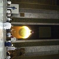 Photo taken at Masjid Nasional Al-Akbar by Rizky S. on 2/22/2013