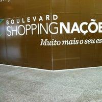 Foto tirada no(a) Boulevard Shopping Nações por Ilka d. em 12/5/2012