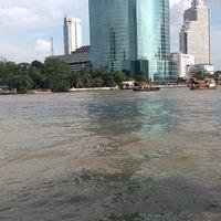 Photo taken at Khlong San Pier by Mekals S. on 10/5/2012