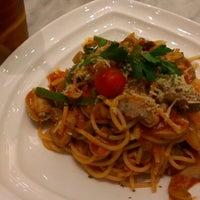 Photo taken at Café Balencia by Liza K. on 11/8/2012