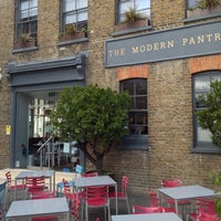 Photo taken at The Modern Pantry by Soteris on 10/16/2012