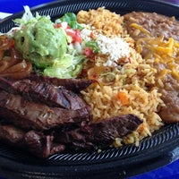 Photo taken at Pappasito's Cantina by Chris C. on 10/15/2012