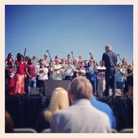 Photo taken at Richland Creek Community Church by Tara E. on 6/1/2014