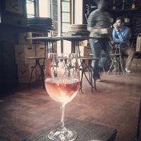 Photo taken at Bartinney Wine & Champagne Bar by Leon V. on 11/8/2013