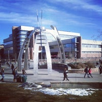 Photo taken at Colorado State University by Leon V. on 1/25/2013