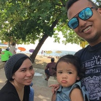 Photo taken at patong beach by Azizi A. on 5/8/2015