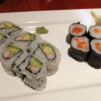 Photo taken at Sushi Island by Michael T. on 12/6/2012