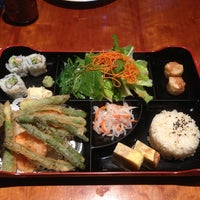 Photo taken at Sushi Island by Michael T. on 12/14/2012