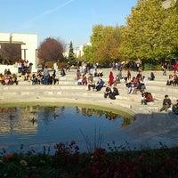 Photo taken at Bilkent University by Kerim K. on 11/13/2013