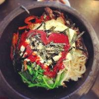 Photo taken at Midori Japanese Restaurant by Stephania on 2/22/2013