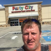 Photo taken at Party City by Trey C. on 10/7/2016