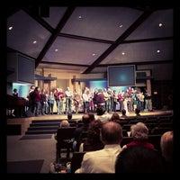 Photo taken at Saylorville Church by Justin V. on 1/20/2013