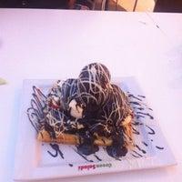 Photo taken at Green Salads by omerfaruk t. on 12/28/2012