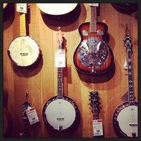 Photo taken at Guitar Center by Hideyo K. on 5/28/2013
