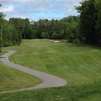 Photo taken at Point Sebago Golf Course by Wayne R. on 6/8/2013