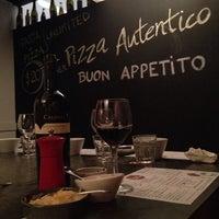 Photo taken at Pizza Autentico by Janeece K. on 6/11/2014