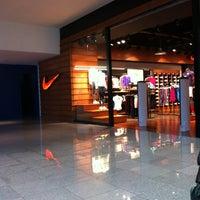 Photo taken at Nike store by Jose Luis Q. on 1/27/2013
