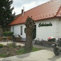 Photo taken at Kálmán Cukrászda by Gábor N. on 4/9/2017
