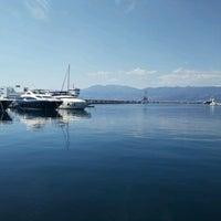 Photo taken at Rijeka Harbour by Gábor N. on 3/30/2017