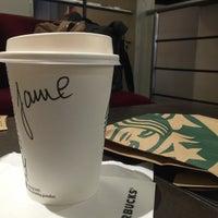 Photo taken at Starbucks by Jamie-James L. on 3/12/2015