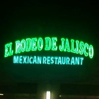 Photo taken at Taqueria El Rodeo de Jalisco by J.J. G. on 12/15/2012