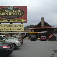 ... Photo Taken At Mountain Laurel Cabin Rentals By Kevin E. On 3/29/ ...