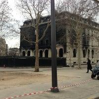 Photo taken at L'ARC Paris by Farid I. on 2/21/2013