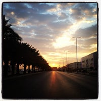 Photo taken at King Abdulaziz Road by Abdulaziz S. on 12/31/2012