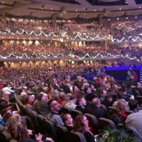 Photo taken at Willow Creek Community Church by Frankie N. on 12/23/2012