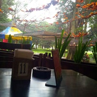 Photo taken at Cafe Taman Koleksi by Arifiandi R. on 2/16/2013