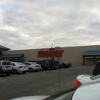Photo taken at Meijer by Donald V. on 3/23/2013