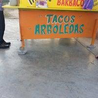 Photo taken at tacos arboledas by Freddy R. on 6/29/2013