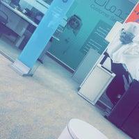 Photo taken at البنك السعودي الفرنسي فرع الحمراء by A.sh#عاطل🍁 on 4/11/2017