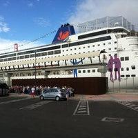 Foto tomada en Puerto de Málaga por Marisa G. el 9/29/2013