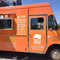 Photo taken at The Taco Truck by Marsh S. on 8/7/2013