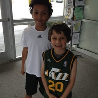 Photo taken at Aloha Huber Elementary School by Aaron C. on 4/13/2013