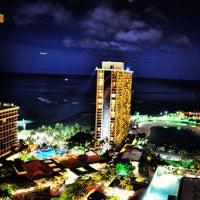 Photo taken at Kalia Tower by aki on 11/26/2012