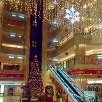 Photo taken at HND Terminal 1 by aki on 11/20/2013