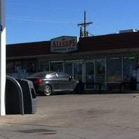 Photo taken at Allsup's by Ray B. on 10/21/2012