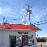 Photo taken at Marvel Ice Cream by Robert C. on 4/30/2013