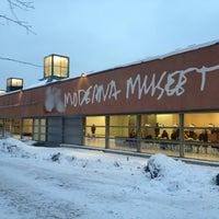 Photo taken at Moderna Museet by Richard Y. on 1/27/2013