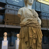 Photo taken at Centrale Montemartini by Richard Y. on 11/15/2016