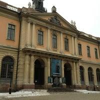 Photo taken at Nobel Museum by Richard Y. on 1/27/2013