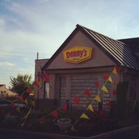 Photo taken at Denny's by Ben B. on 6/22/2014
