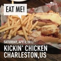 Photo taken at Kickin' Chicken West Ashley by Ben B. on 4/6/2013