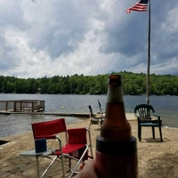 Photo taken at Friends Lake by Brian G. on 7/17/2017