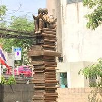 4/25/2017にBang B.がSoi Phra Nang Discovery Learning Libraryで撮った写真