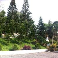 Photo taken at San Agustin, Dasmariñas Highway by Rhina S. on 7/17/2013