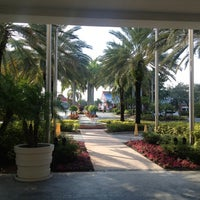 Photo taken at InterContinental At Doral Miami by Isaac D. on 11/4/2012